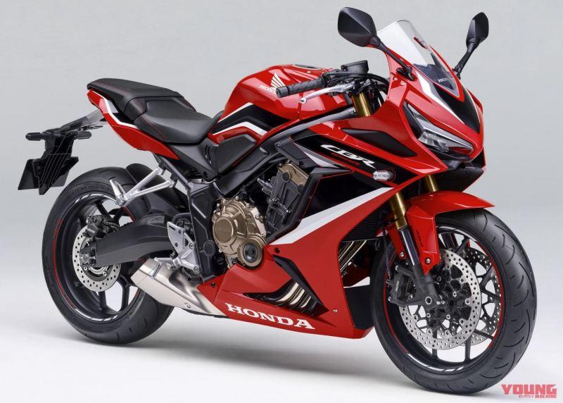 2021 Honda CBR650R-1