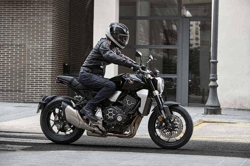 เปิดตัว All New Honda CB1000R 2018 เมื่อสุดยอดงานศิลป์ รวมกับจิตวิญญาณของ Cafe Racer | MOTOWISH 130