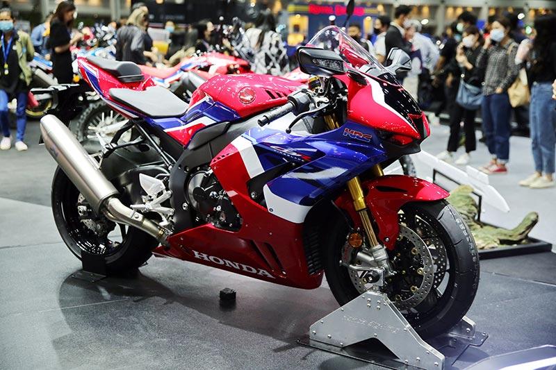 Honda CBR1000RR-R Motor Expo 2020