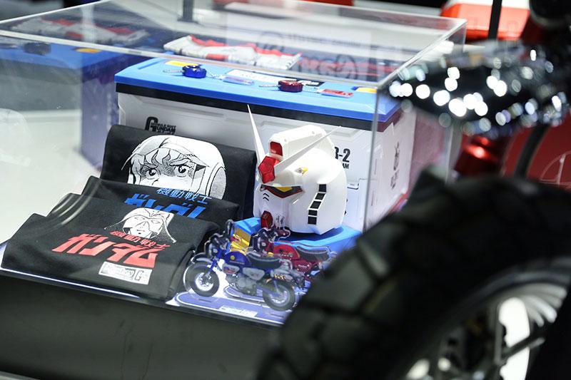 Honda Monkey Gundam 3 Motor Expo 2020