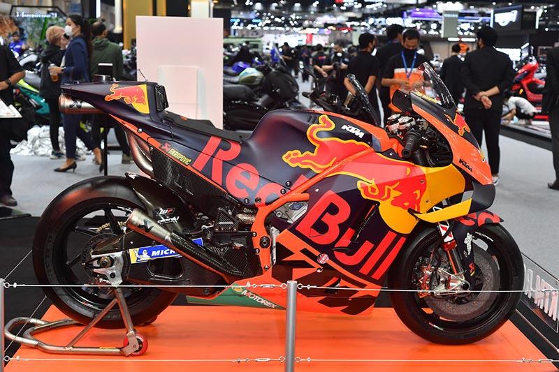 KTM Promotion Motor Expo 2020