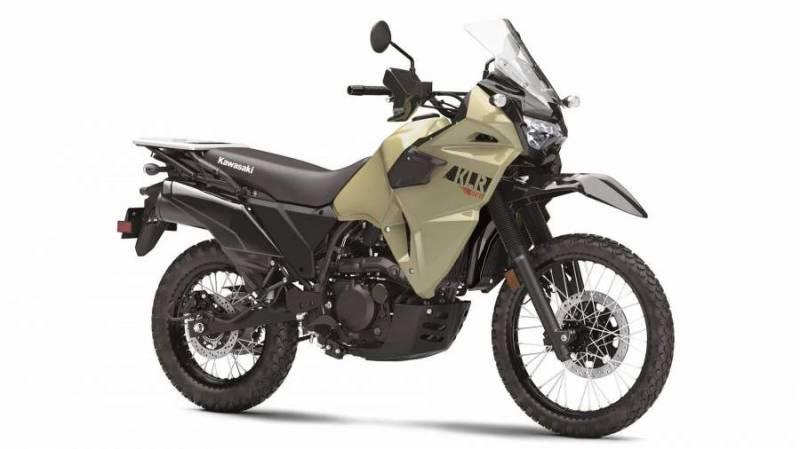 _Kawasaki KLR650-1