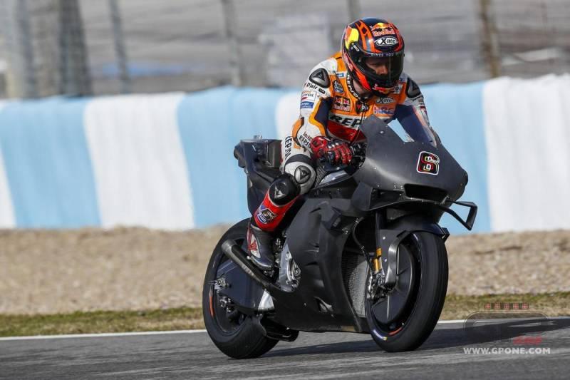 MotoGP RC213V 2021