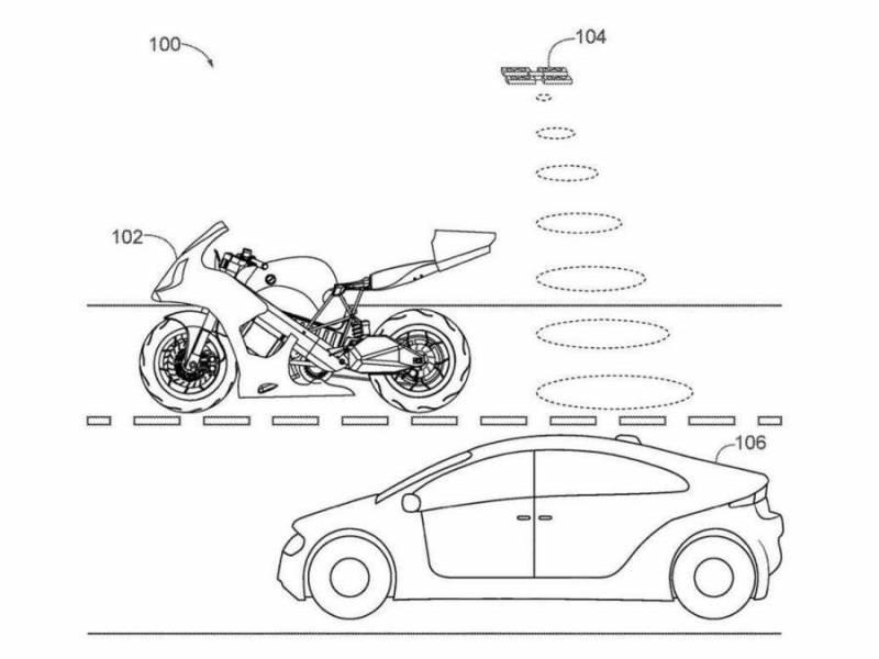 _Honda Drone bike-1