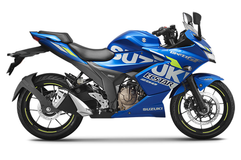 Suzuki All New Gixxer SF