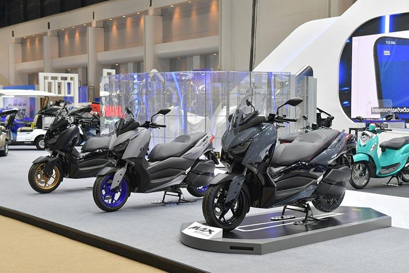 Yamaha Motor Show 2021 3