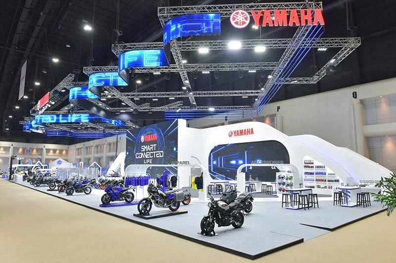 Yamaha Motor Show 2021 5