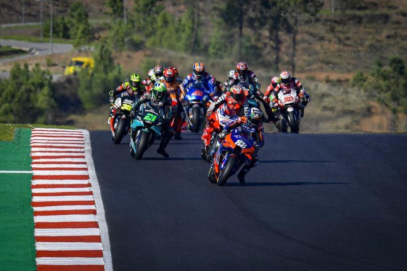 ตารางแข่ง MotoGP 2021 สนามที่ 3 Portimao ประเทศโปรตุเกส
