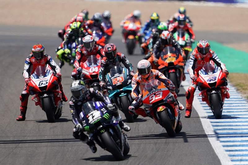 ตารางแข่ง motogp 2021 สนามที่ 4 เฆเรซ ประเทศสเปน
