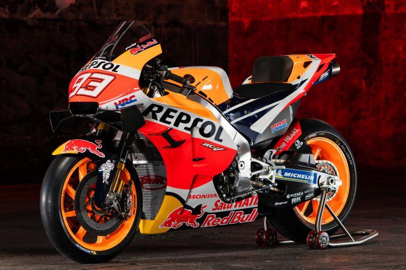 _Honda RC213V 2021 MotoGP