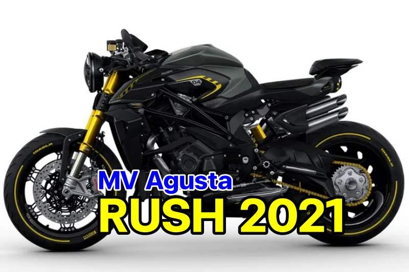 mv agusta rush 2021-2