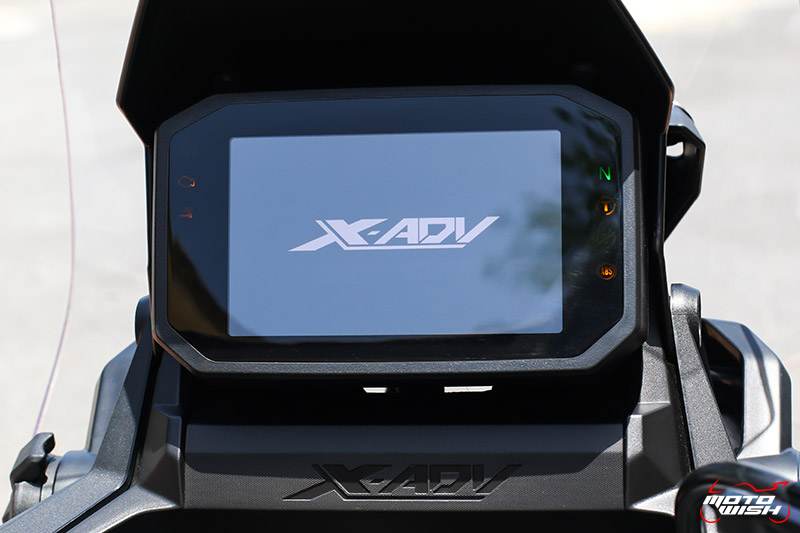 Review-Honda-New-XADV750-2021-Dashboard