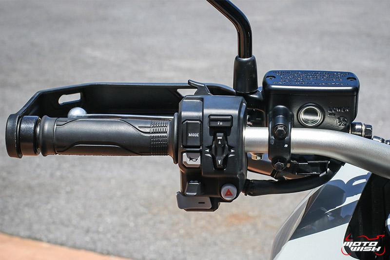 Review-Honda-New-XADV750-2021-Handbar Mode-Fuction