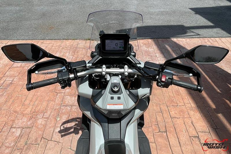 Review-Honda-New-XADV750-2021 Handle bar