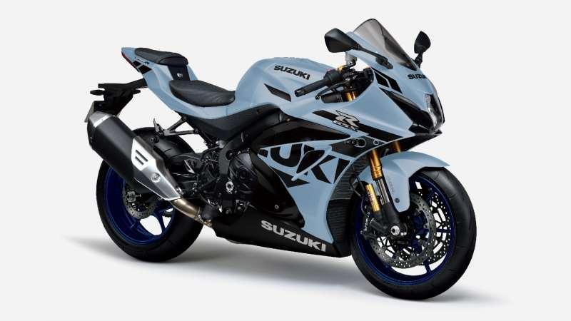 Suzuki gsx-r1000r matte grey-1