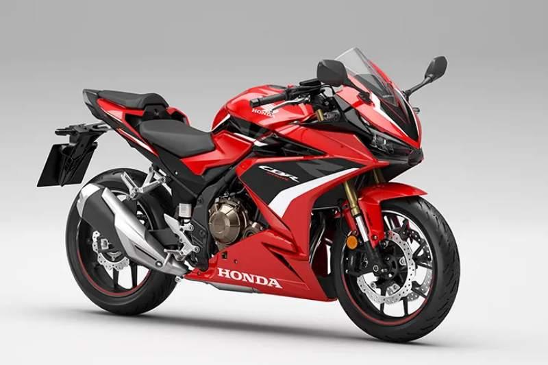_Honda CBR500R 2022
