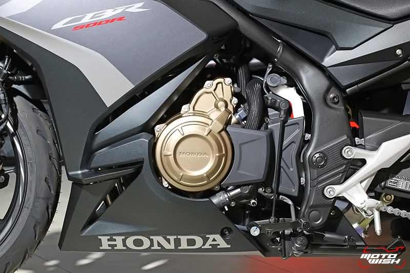 Honda 500 Series-8