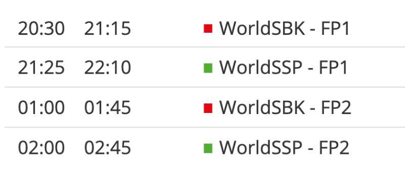 timetable worldsbk 2021 round12-1